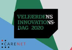 Tag med CareNet til Velfærdens Innovationsdag 2020