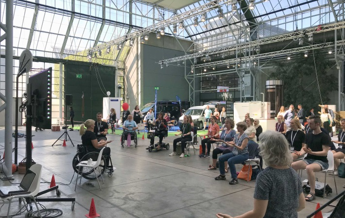 Health & Rehab Scandinavia flyttes til foråret 2021