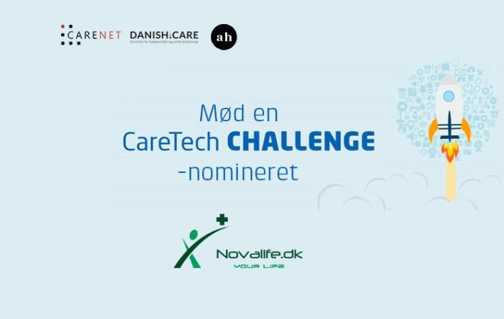 """Mød en """"CareTech CHALLENGE""""-nomineret: NovaLife med """"NovaSafe"""""""