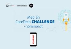 """Mød en """"CareTech CHALLENGE""""-nomineret: Medica Connect med """"CARIOT BRUSH"""""""