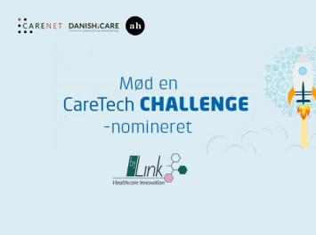 """Mød en """"CareTech CHALLENGE""""-nomineret: byLink med """"Roomie"""""""