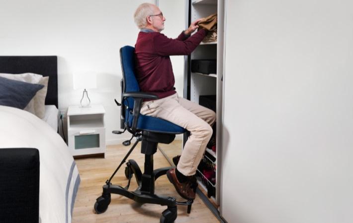 Mød en Teknologi: VELA-stole til faldforebyggelse