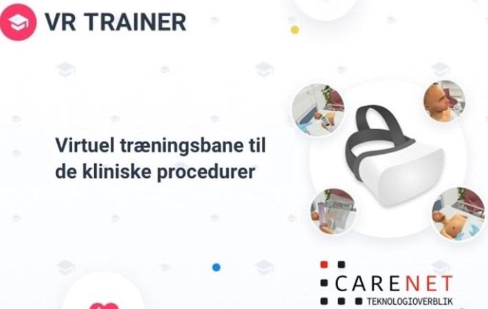 Teknologioverblik:Træning af kliniske procedurer med VR TRAINER