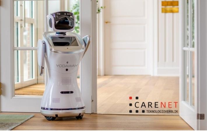 Teknologioverblik: Social robot til meningsfuld aktivering af ældre